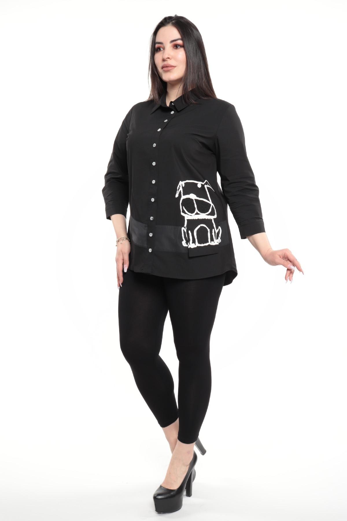 Shirt-Black