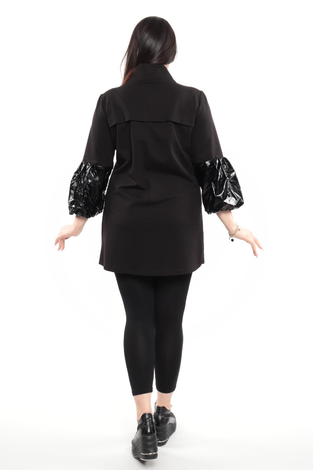 Trench Coats-Black