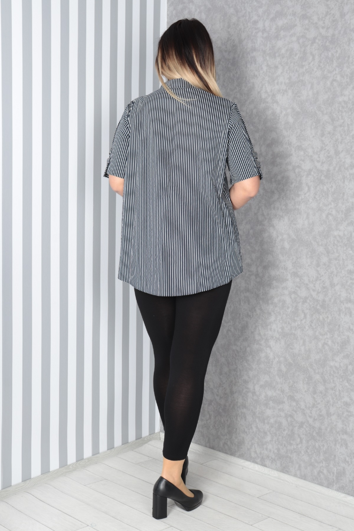 Shirt-Dark Blue