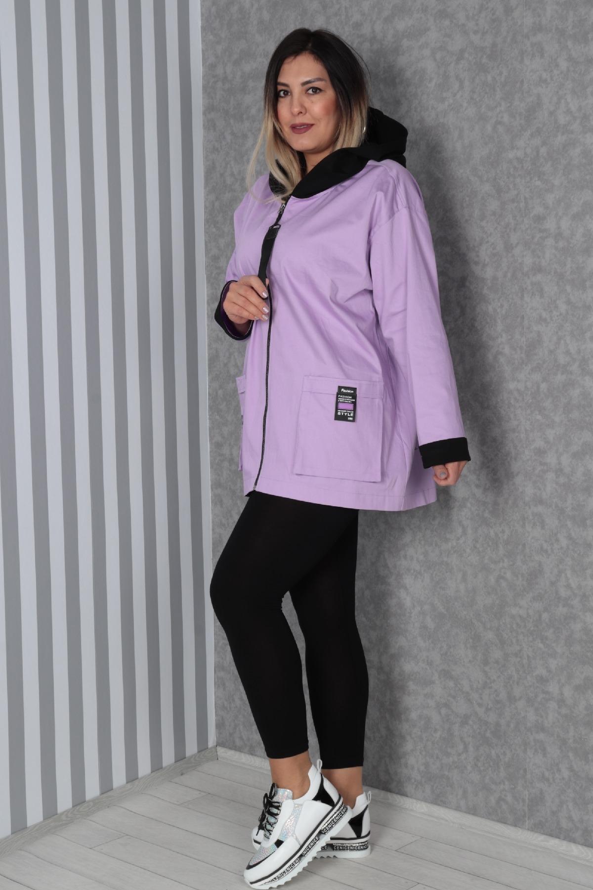 Coats-Lilac