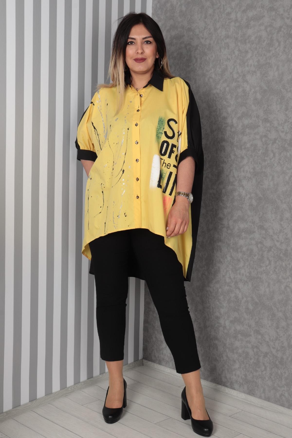 Tunics-Yellow