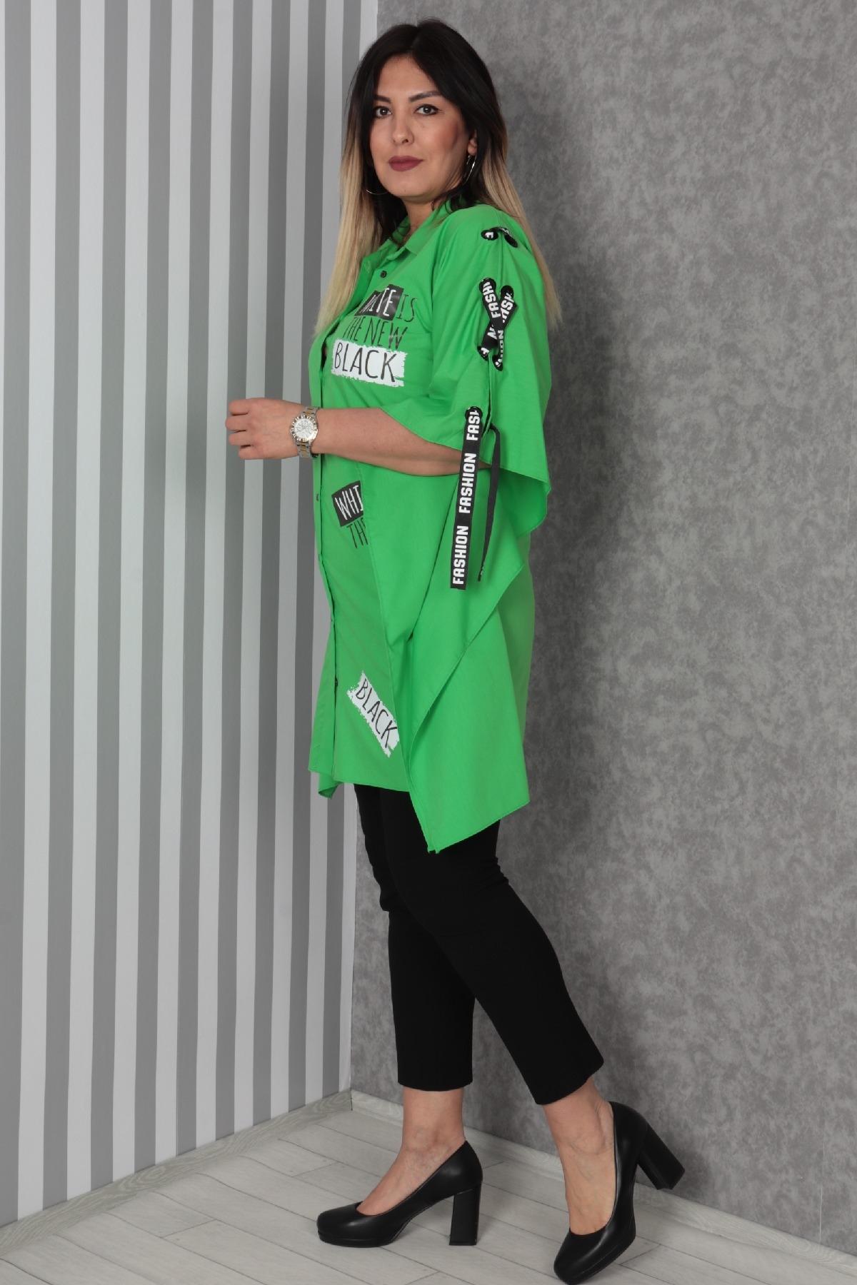 Tunics-Green