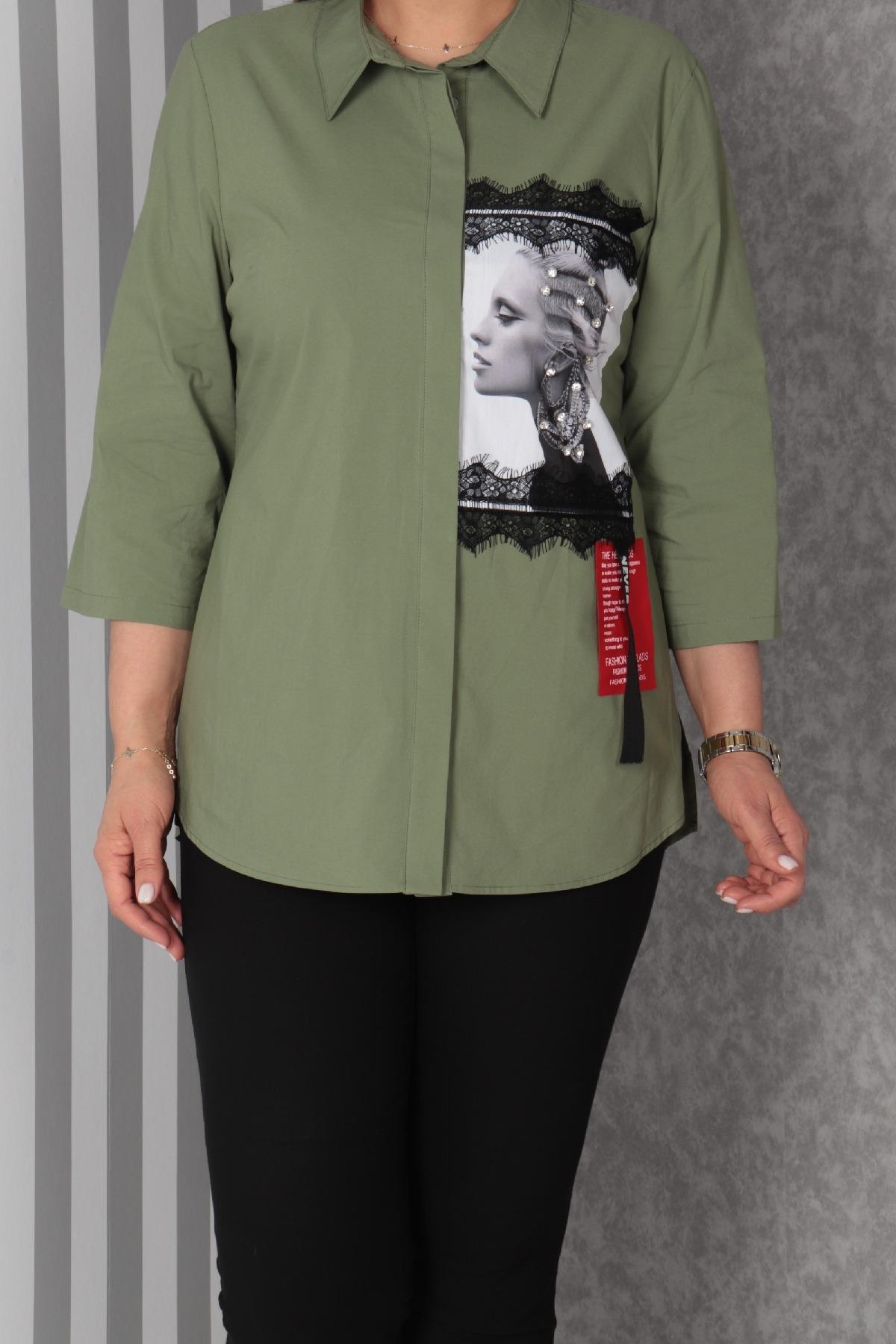 Shirt-Khaki
