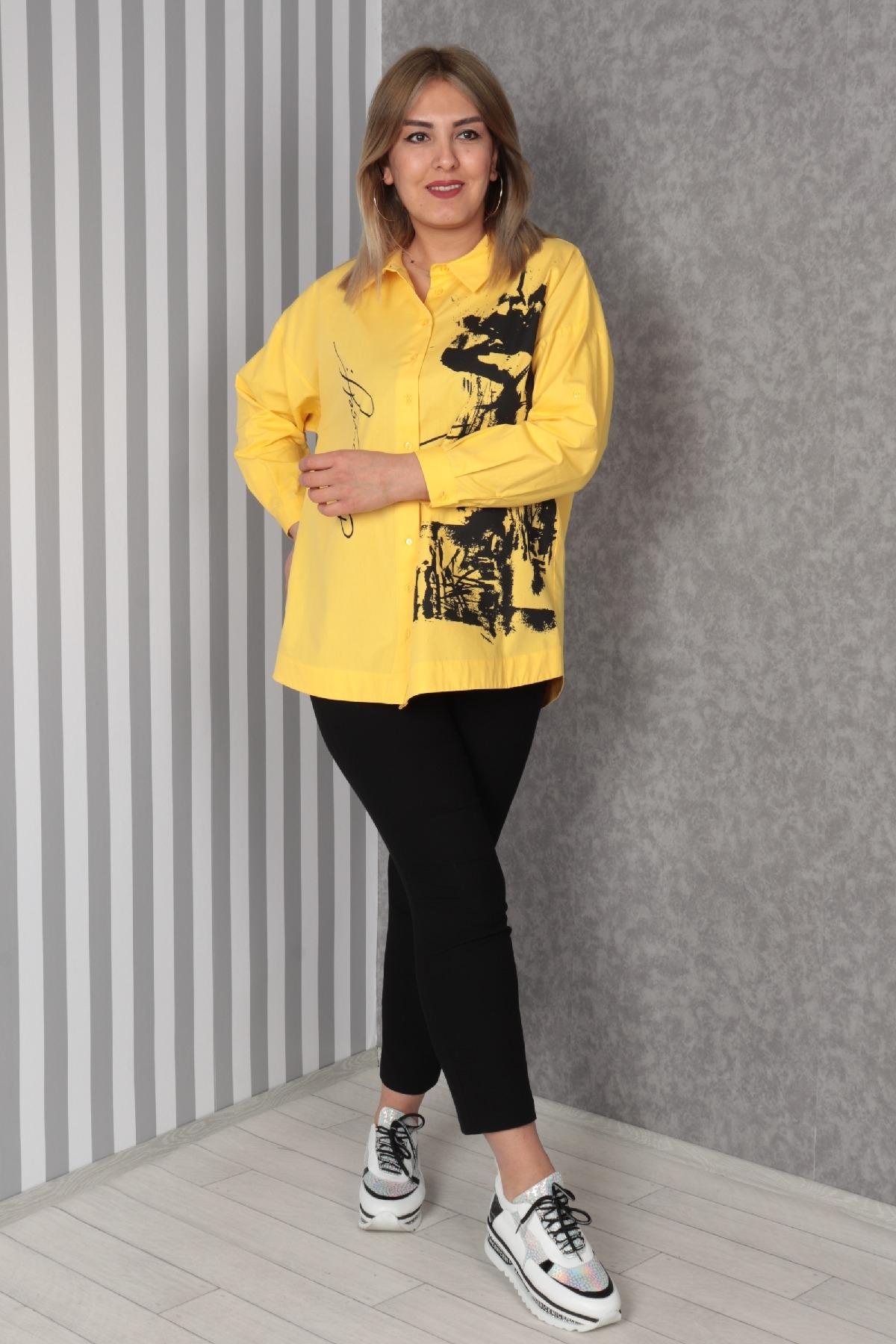 Shirt-Yellow