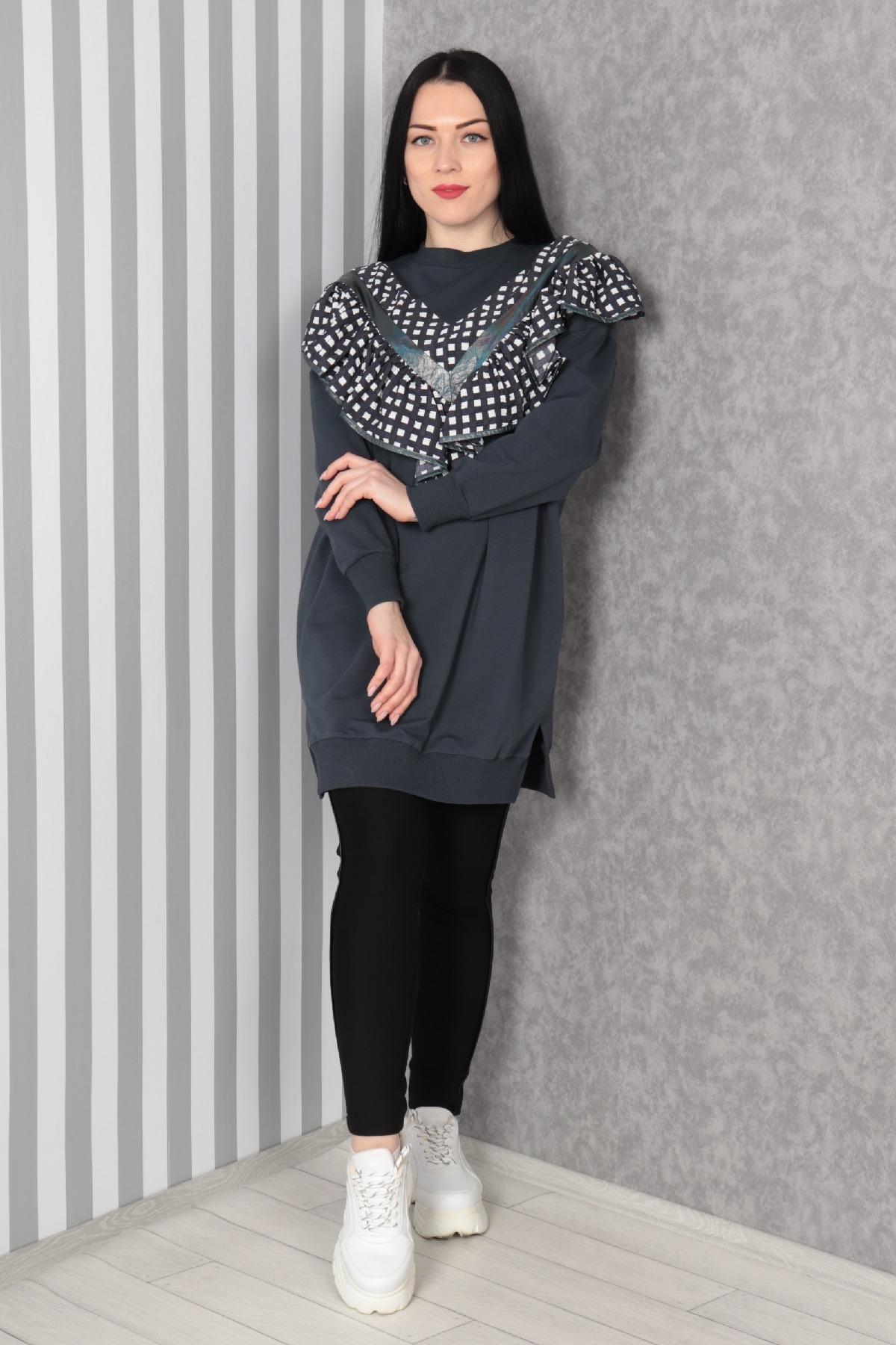 Tunics-Grey