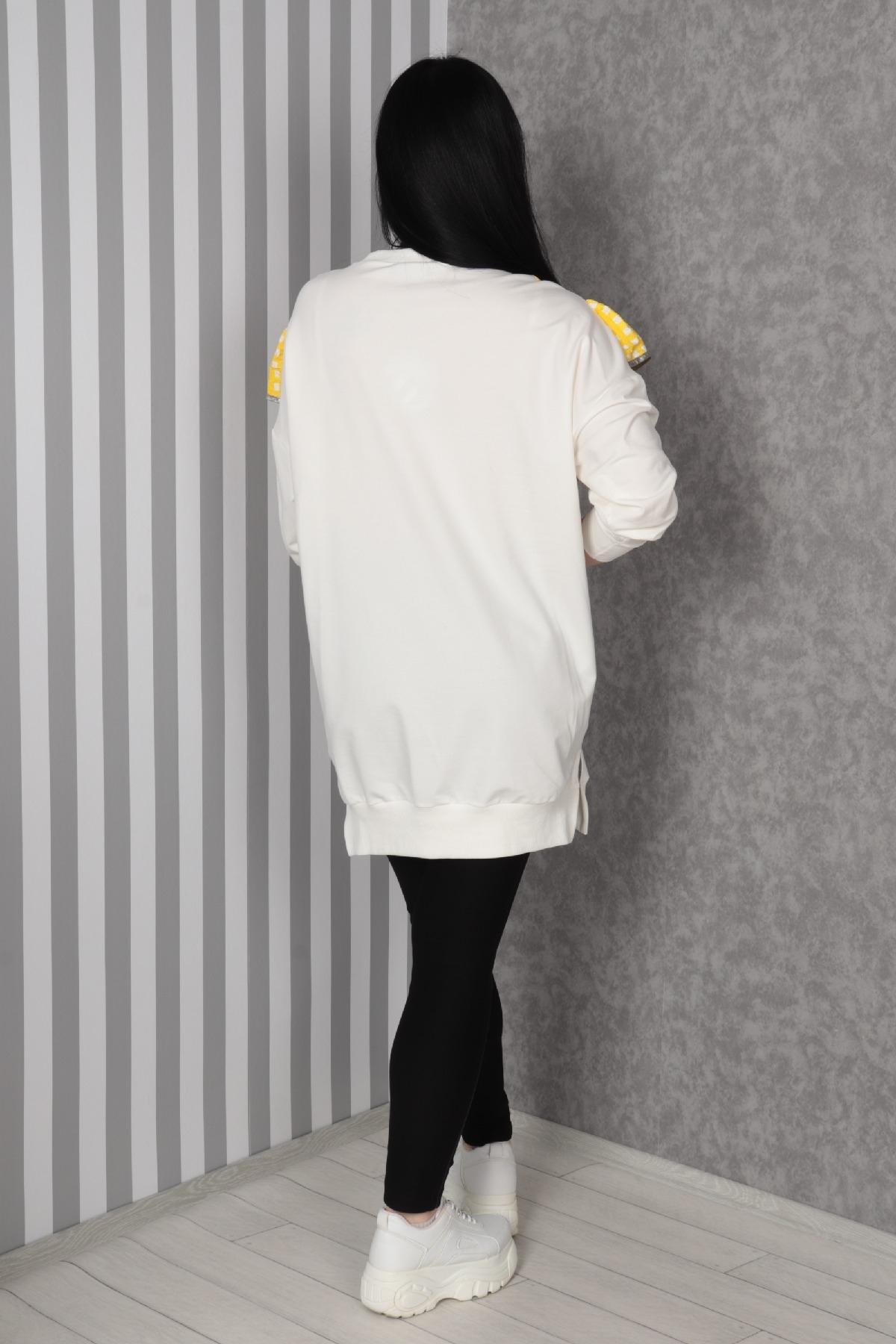 Tunics-Ecru