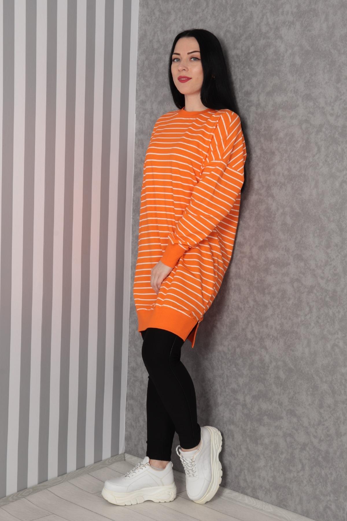 Tunics-Orange