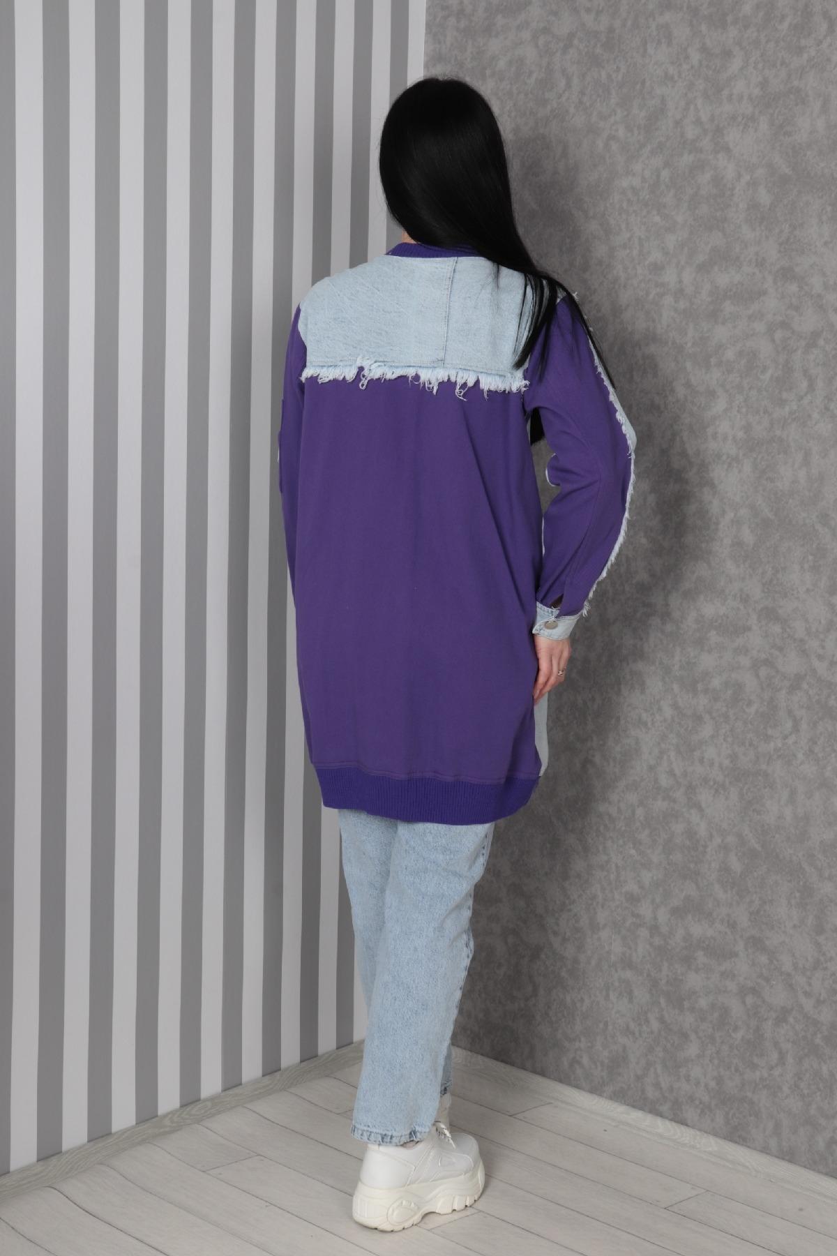 Two-Piece Suit-Purple