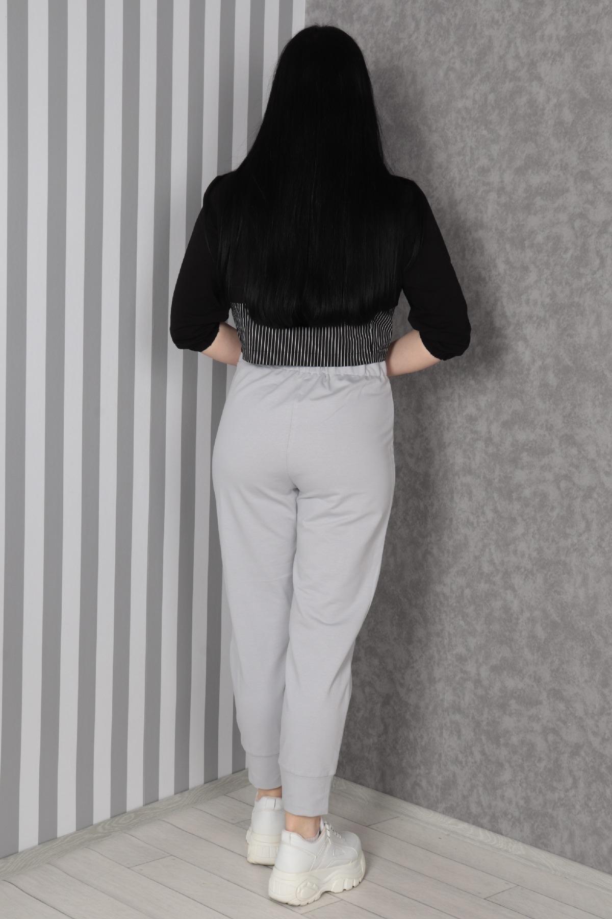 women pants-Sky Blue