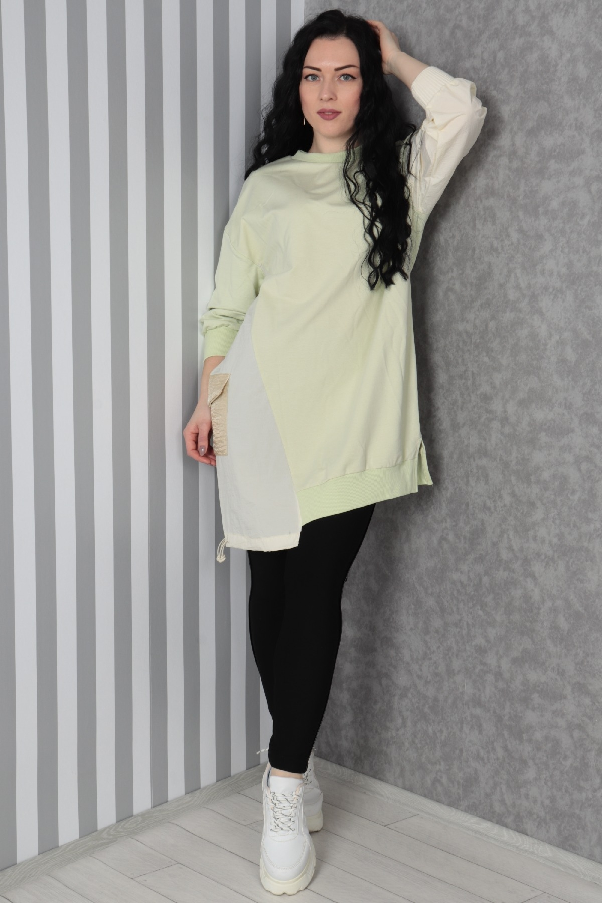 Tunics-Light green