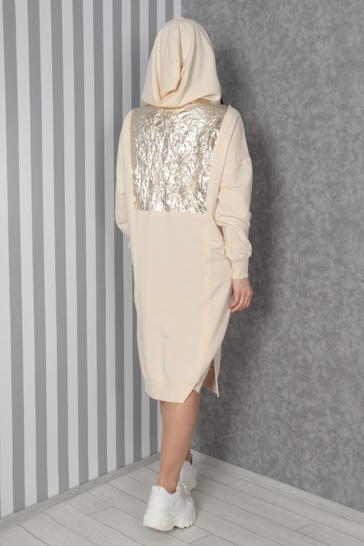 Dresses-Beige