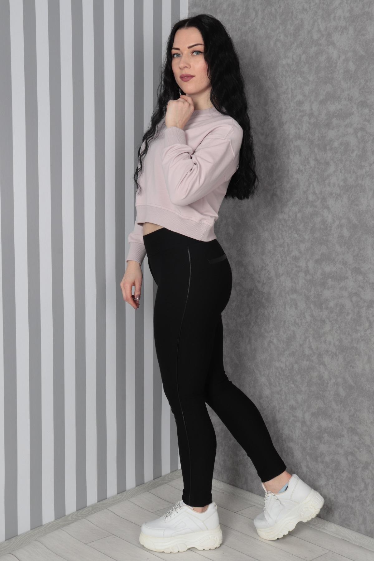 Sweatshirt-Lilac