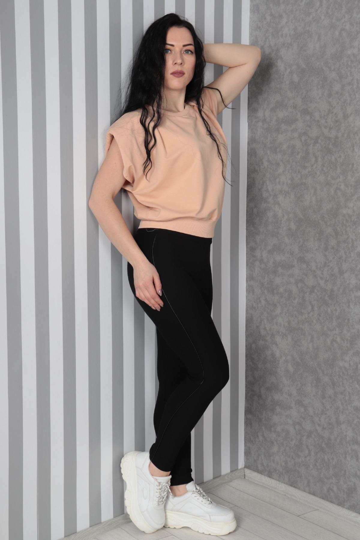 Sweatshirt-powder pink
