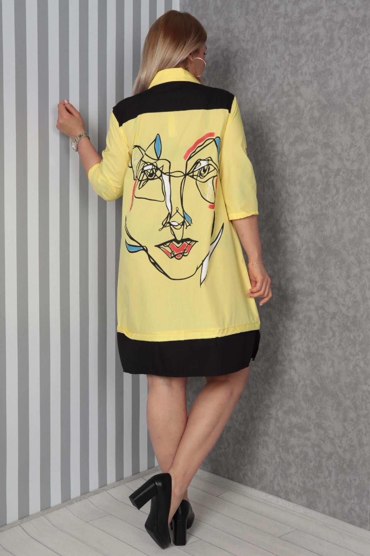 Dresses-Yellow