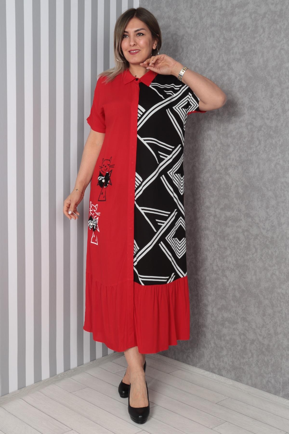 Dresses-Red