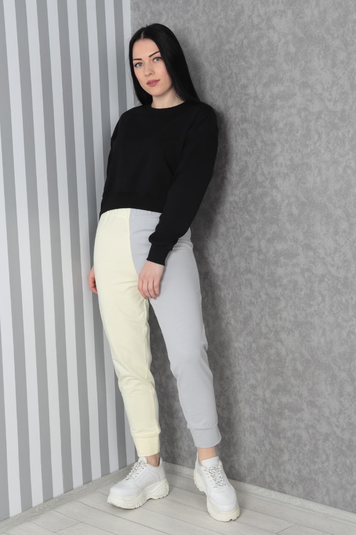 women pants-Blue