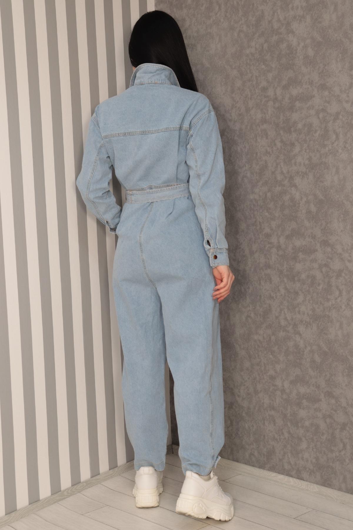 Jumpsuits-Blue