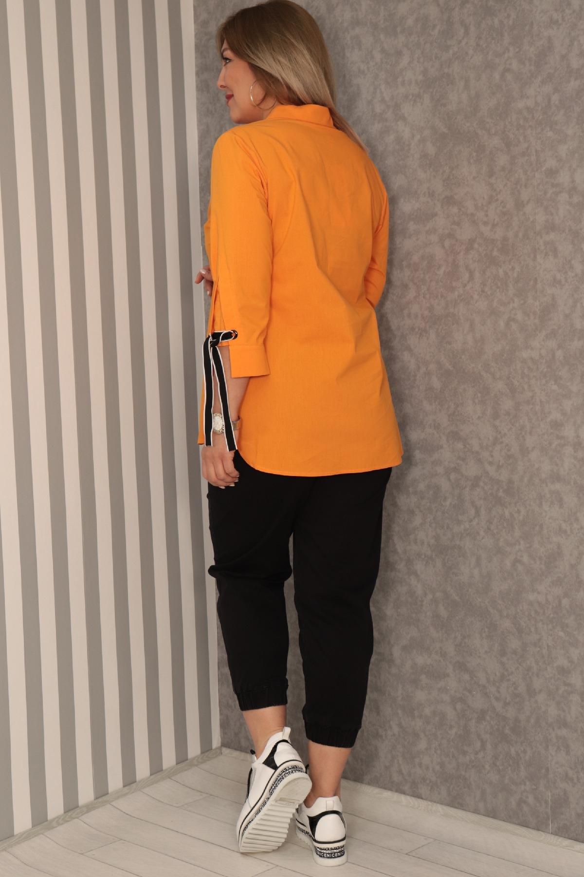 Shirt-Orange