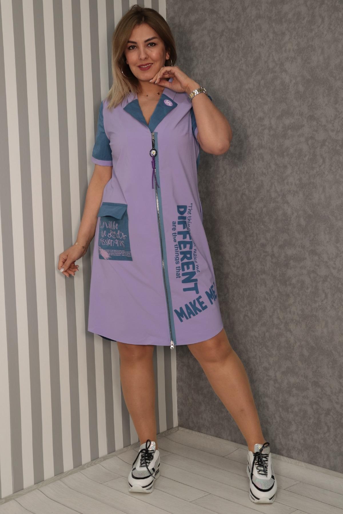 Dresses-Lilac