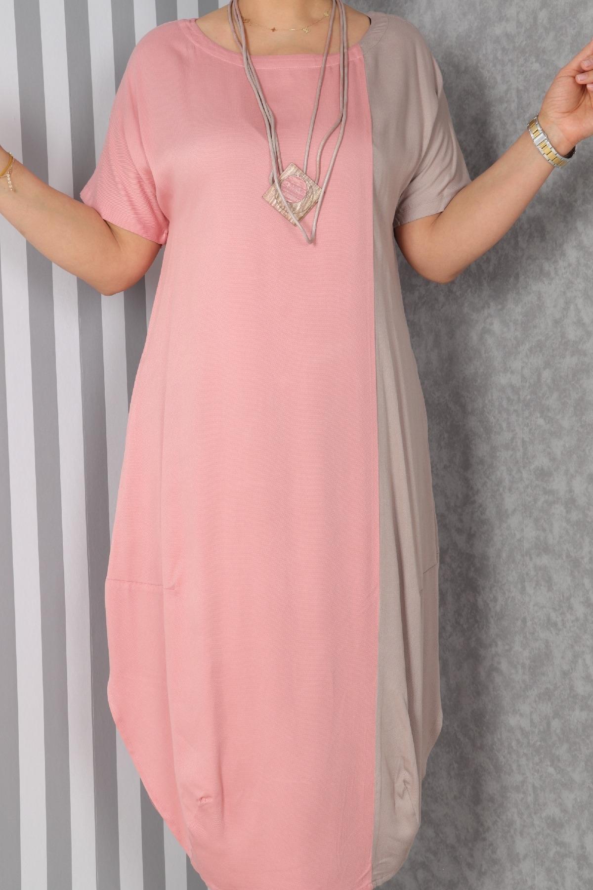 Casual Long Dresses-Gold