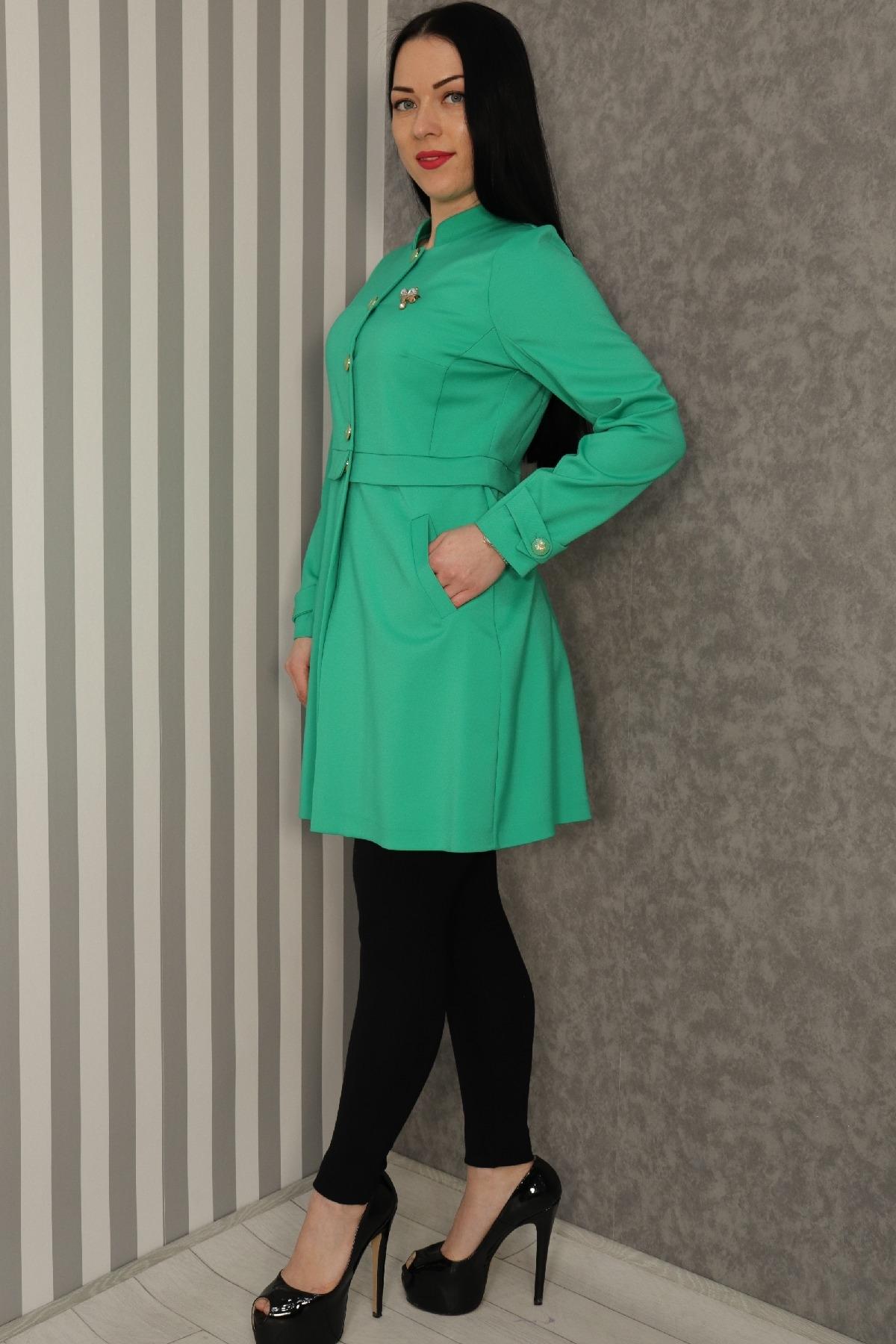 Casual Jacket-Light green