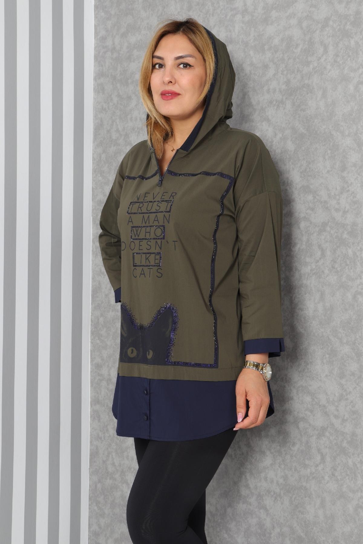 Tunics-Khaki