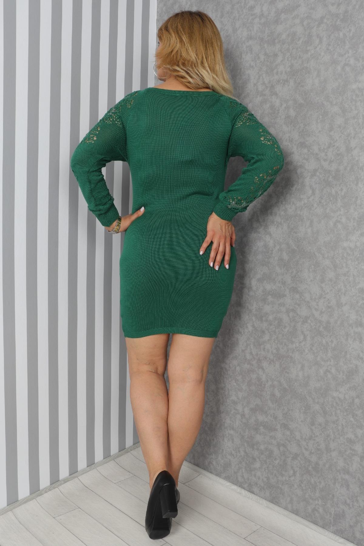 Casual Dresses-Green