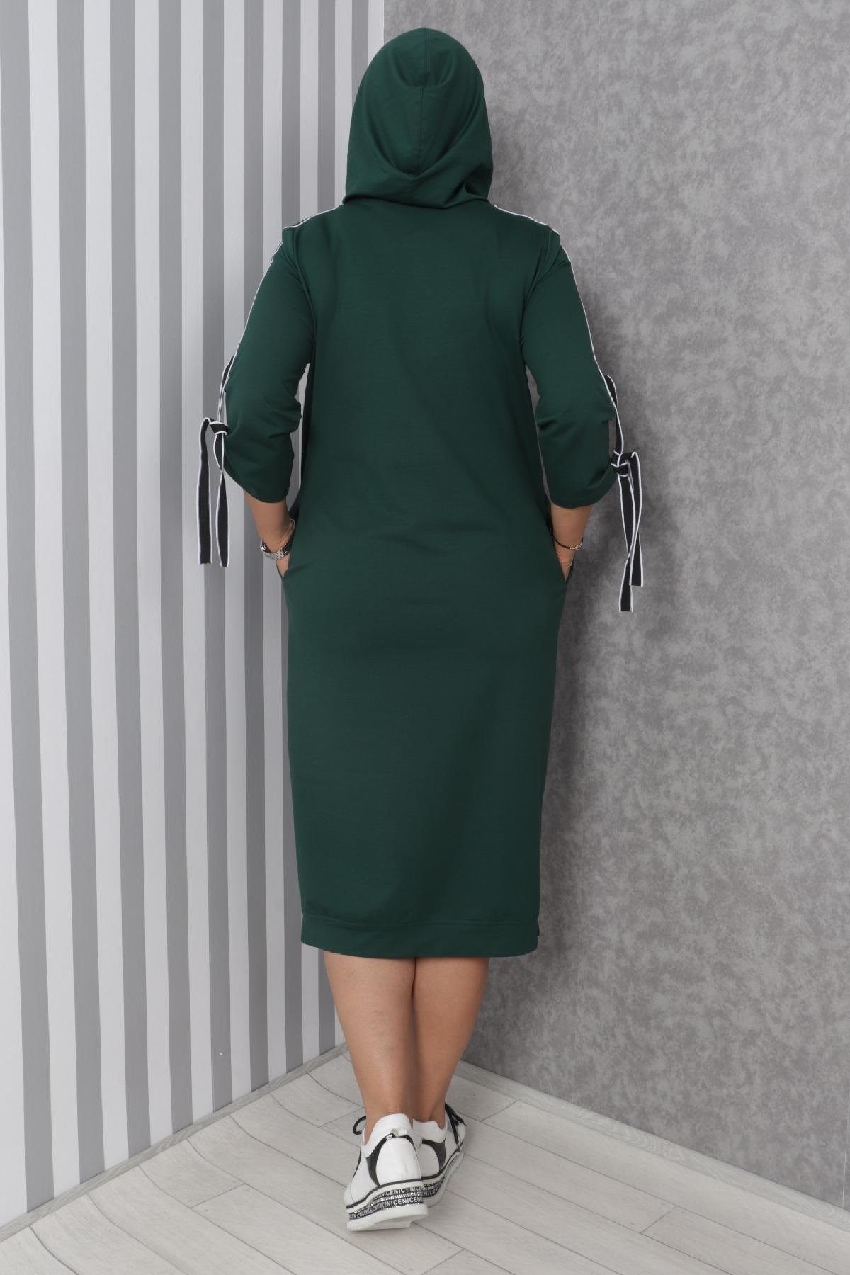 Casual Dresses-Khaki